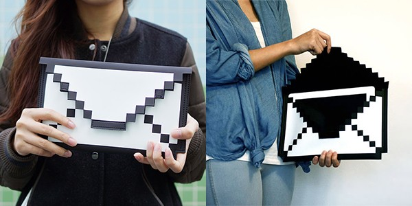 8 Bit iPad Sleeve