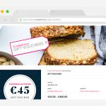 Cookalicious Galway, Web Design and Development by Pretty Owl Designs